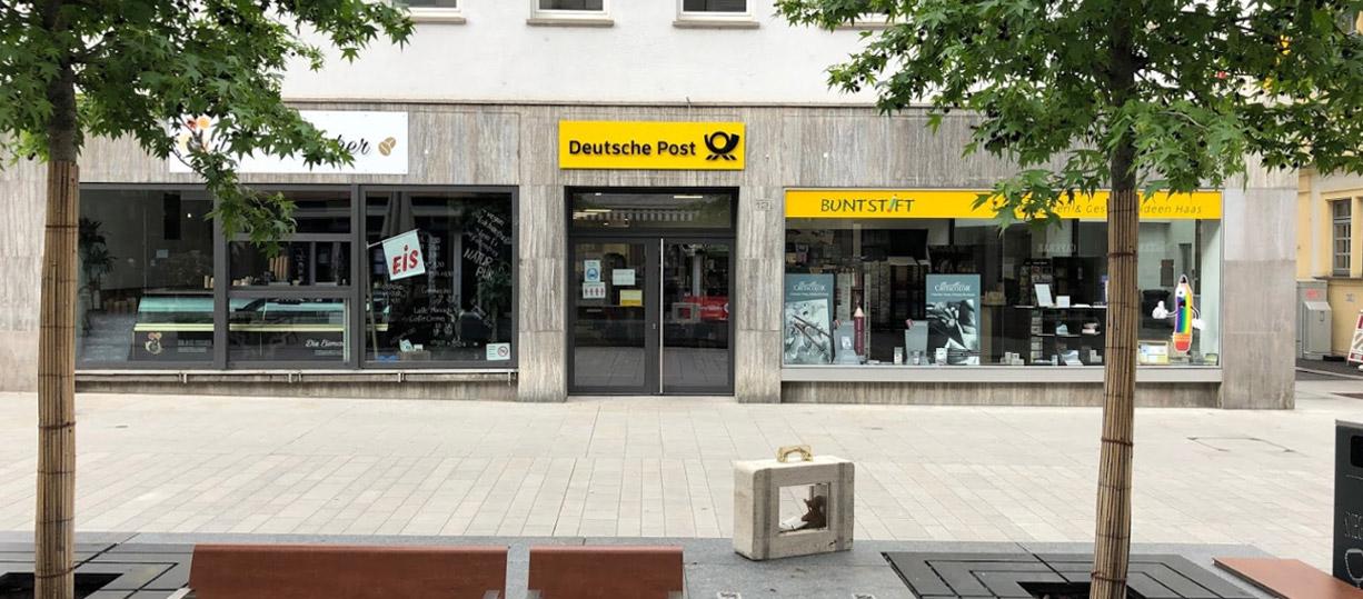Standort Würzburg Innenstadt